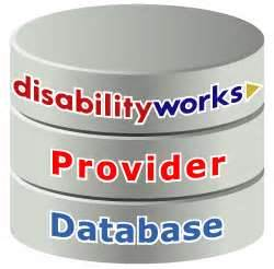 Disability works logo